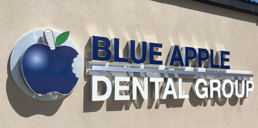 Blue Apple Dental