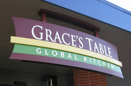 Grace's Table Napa