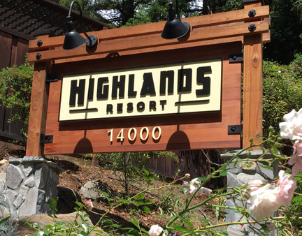 Highlands resort