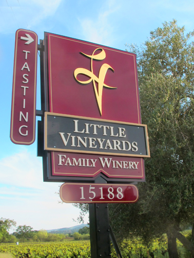 Little Vineyards Sonoma