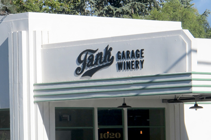 Tasting Room Calistoga