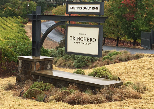 Trinchero Winery Napa Valley